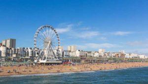 England Travel Information - Brighton