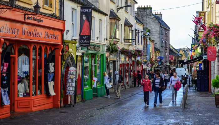 Ireland Travel Information - GALWAY