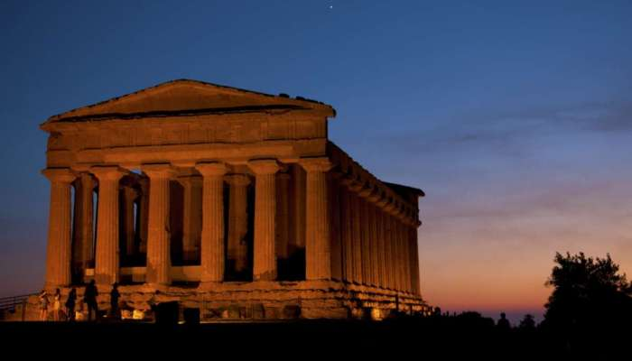 Italy Travel Information - AGRIGENTO