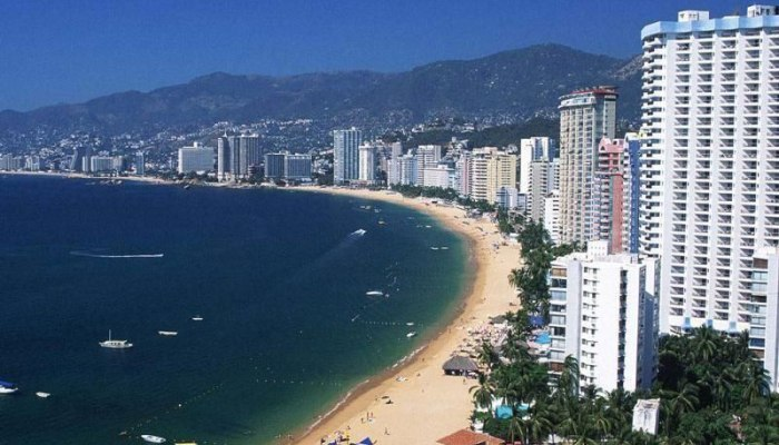 Mexico Travel Information - Nearby Acapulco