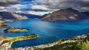 New Zealand Travel Information - Queenstown