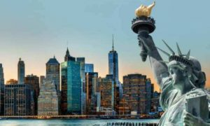 Trip to New York From