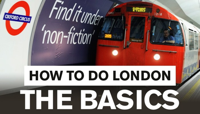 How to Travel London