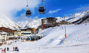Austria Ski Resorts Paradise