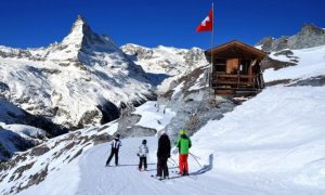 Switzerland Ski Resorts Paradise